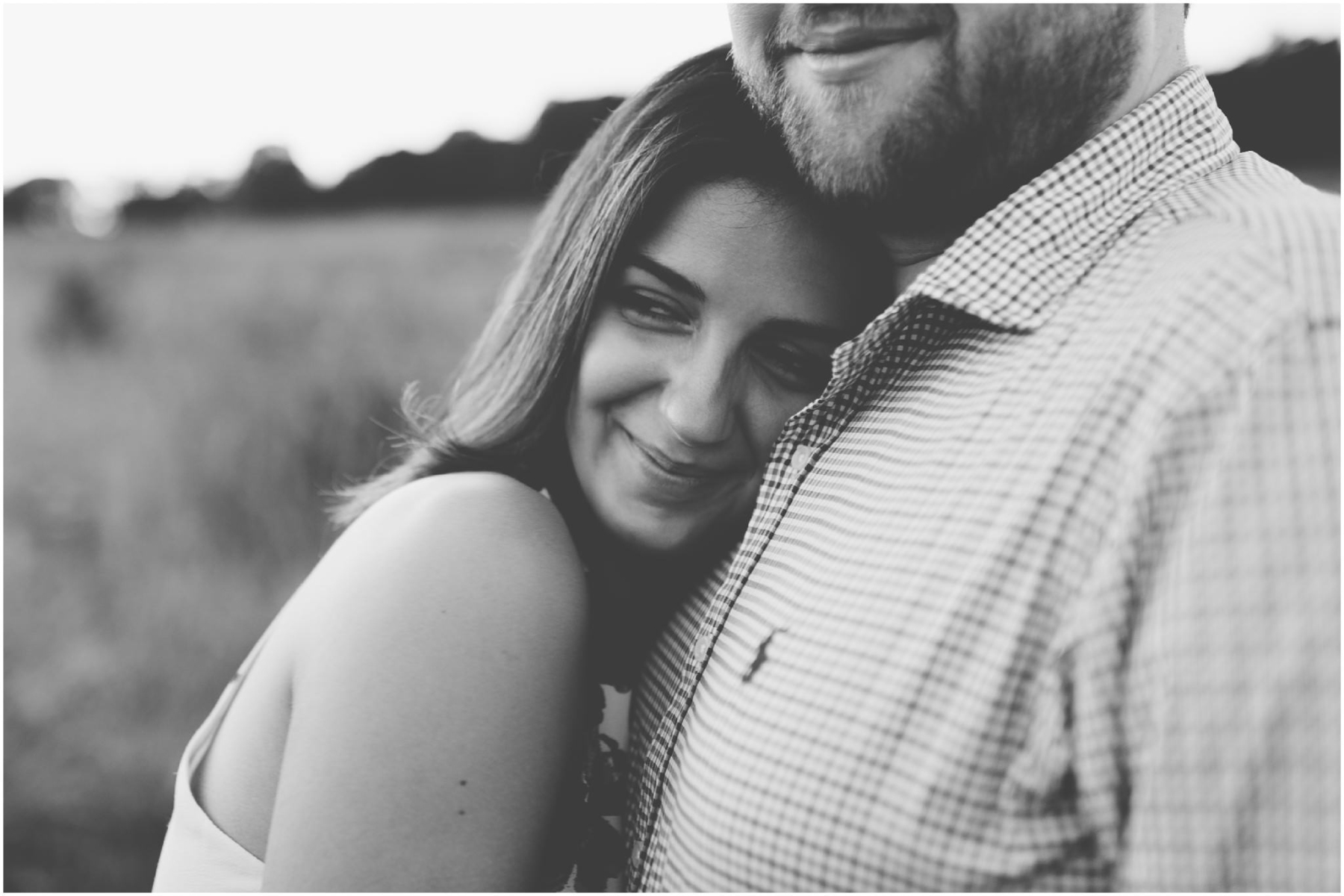 Valley Forge Sunset Engagement Session by Ardita Kola Photography